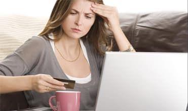 Могут ли списать долг с кредитной карты